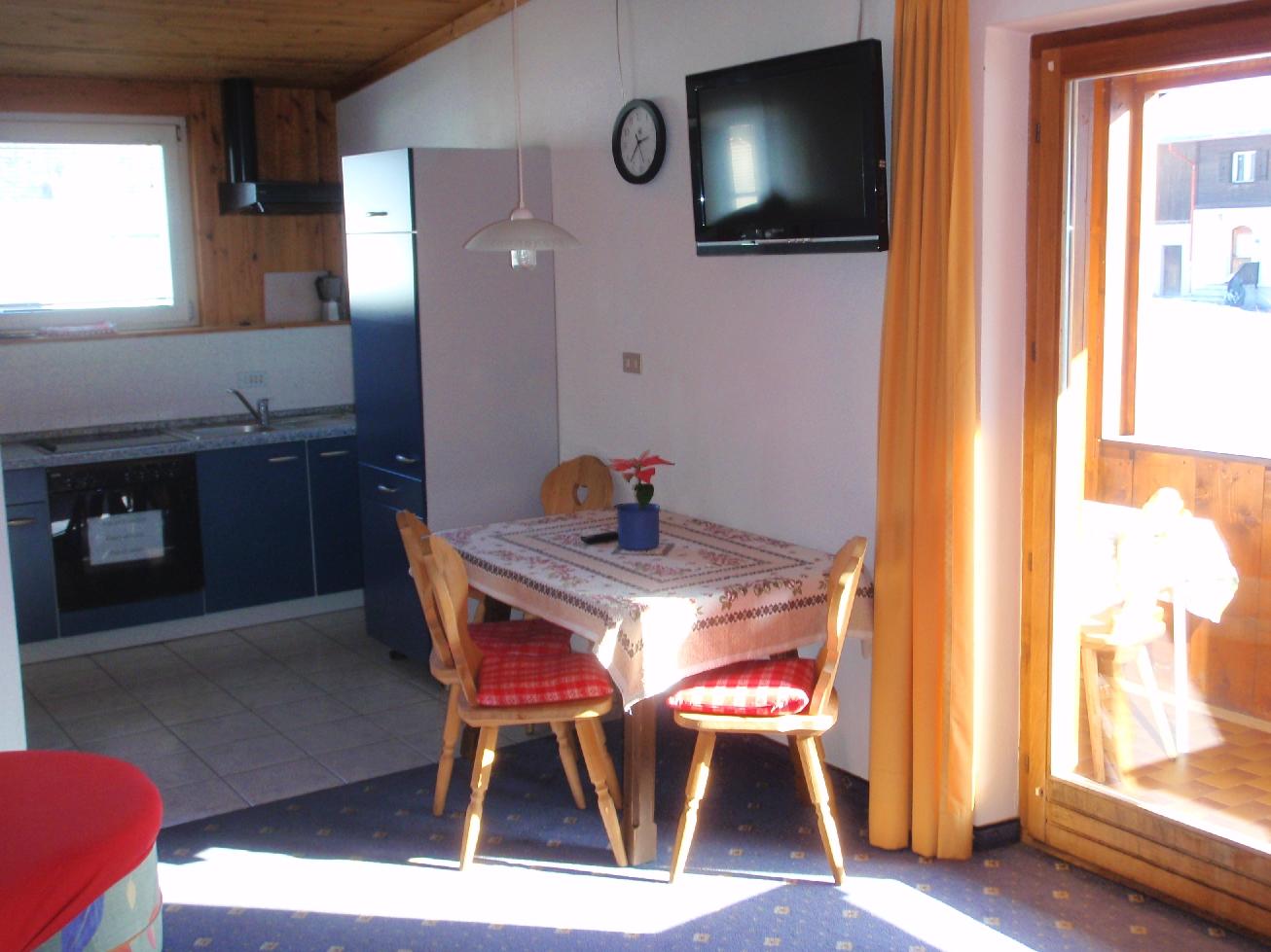 One Room Flat Plan De Corones
